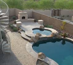 Backyard Pools And Spas by Pool Design One Of A Kind Swimming Pool Design From Pool Builders