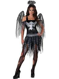 Angel Halloween Costume Kids Dark Angel Juniors Girls Kids Goth Halloween Costume Teen Medium