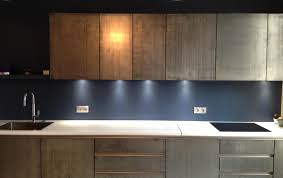 cuisine en metal metal kitchen cabinet facades marius aurenti