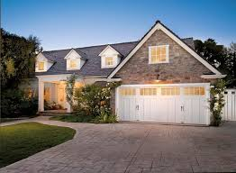 Cottage Style Garage Doors by Good Looking Garage Door Hardware Interesting Ideas With White