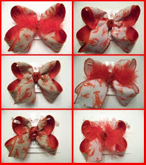 large bows karens creations