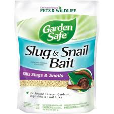 Types Of Garden Slugs Garden Safe 2 Lb Ready To Use Slug And Snail Bait Hg 4536 9 The