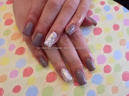 eye candy nails u0026 training full set of gel with wild mink gel