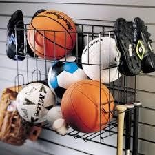 Ball Organizer Garage - basket organizer garage storage shop the best deals for nov 2017
