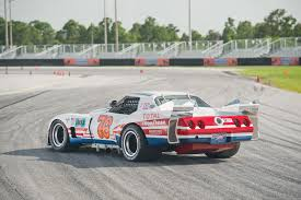 imsa corvette 1976 chevrolet corvette widebody imsa spirit of le mans build