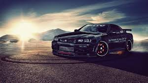 Nissan Gtr R34 - nissan skyline gtr r34 wallpapers wallpaper cave