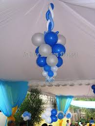 Balloon Ceiling Decor Wall Art Decorating Ideas Interior Balloons Decorations Balloon