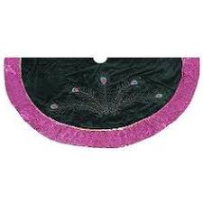 santa clause tree skirt the most wonderful time of the
