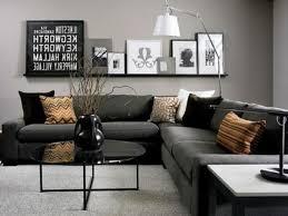 awesome living room furniture black appealing black leather living