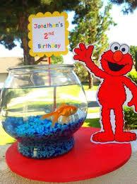 elmo birthday party ideas elmo birthday party ideas goldfish bowl jpg