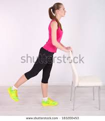 Chair Gym Com Chair Exercise Stock Images Royalty Free Images U0026 Vectors