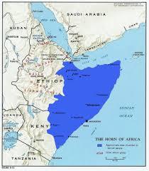 Map Of Somalia Somalia Online