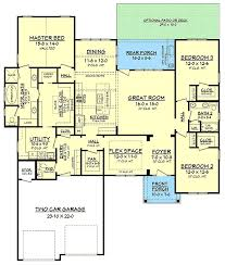 craftsman style open floor plans craftsman style house plans one story c l bowes 1921 craftsman