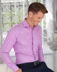 purple dress shirt men dress shirt bertigo mario 06