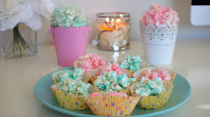 diy quick u0026 easy easter treat peepcorn diy candy popcorn youtube