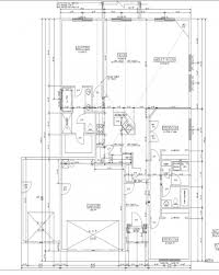 sample house floor plan sample house