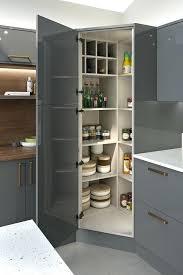 kitchen larder cabinet kitchen larder cabinet this corner larder from makes excellent use