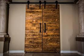 mushroom wood sliding barn wood door porter barn wood