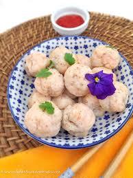 comment cuisiner des crevettes roses boulettes de crevette à la vapeur du bio dans mon bento
