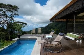 Treehouse Hotel In Costa Rica Costa Rica Luxury Rainforest Resort Rancho Pacifico