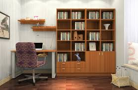Wooden Bookcase With Doors Enchanting Wooden Bookcase With Doors Contemporary Best