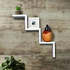 Designer Shelves Top 20 White Floating Shelves For Home Interiors