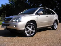 lexus rx 400h review 2007 used 2007 lexus rx 400h se cvt for sale in tonbridge kent auto