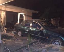 dog injured after car crashes into house otago daily times