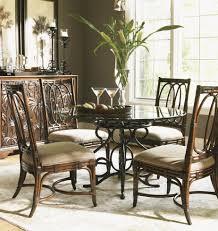 tommy bahama capistrano metal dining table lexington furniture