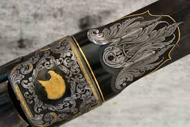 gold inlay engraving gun engraving