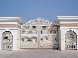 top designs for bungalow gate collection also best home design