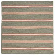 braided wool wool blend area rugs rugs the home depot