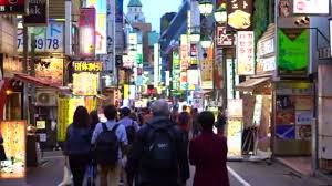 japan red light district tokyo tokyo japan september 2016 kabukicho area entertainment and red