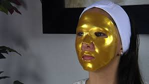 amazon com kollagenx 24k gold mask pack of 3 facial masks beauty