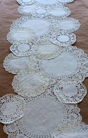 Table Party Decorations Katiesheadesign Diy Tutorial Paper Doily Party Table