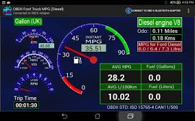 96 Ford Diesel Truck - obdii ford truck mpg diesel android apps on google play