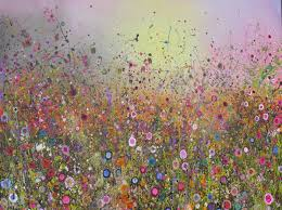 wild flowers in wild meadows flowerscapes u0026 wild flower paintings yvonne coomber
