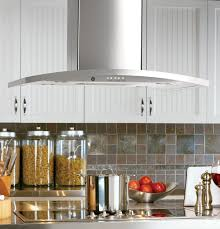 Kitchen Island Extractor Hoods Island Range Hood With Built In Lighting Pv977nss General