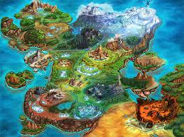 carolina world map artstation magicrift worldmap carolina rivera