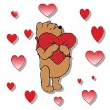 winnie the pooh valentines day what some feel like in the morning laugh t ill u hurt
