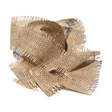 burlap ribbon burlap ribbons burlap wedding decorations craft ideas