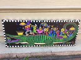 mardi gras alligator alligator the gallery