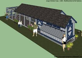 chicken coop designs for 100 birds 10 home garden plans chicken