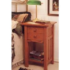 Mission Style Nightstand Plans Buy Arts And Crafts End Table Nightstand Mission Style