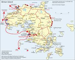map batam riau batam bintang rempang island maps and golf courses
