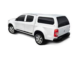 hsp manual locking hard lid holden dual cab ra rodeo colorado r40
