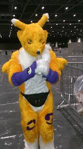 Digimon Halloween Costume Cosplay Renamon Digimon Tamers U2013 London Expo U002714 U2013 Matt