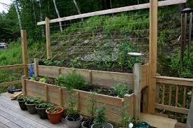 building a raised vegetable garden deck building a raised