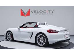 white porsche boxster convertible white porsche boxster in tennessee for sale used cars on