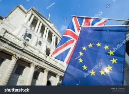 The Grand Union Flag European Union British Union Jack Flag Stock Photo 522743029
